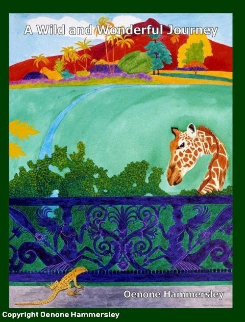 A WILD AND WONDERFUL JOURNEY CHILDREN'S BOOK